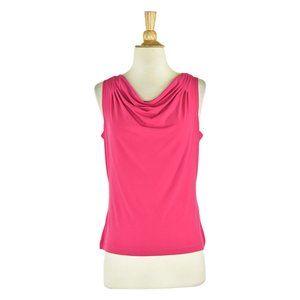 Calvin Klein Tank Tops SM Pink